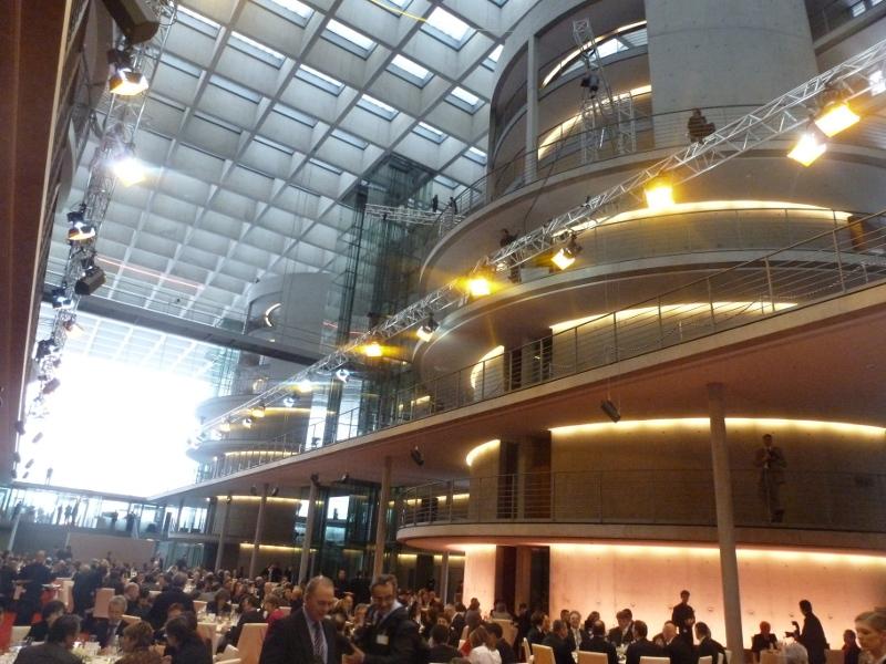 Visite du Reichstag